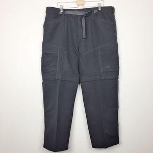 Cargo Paramount Trail Convertible Grey Pants